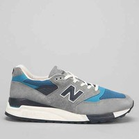 New Balance Made In USA 998 American Authors Sneaker- Grey