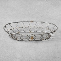 Metal Wire Food Basket - Hearth & Hand™ with Magnolia