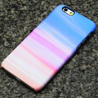 Pink Sky iPhone 6 iPhone 6 plus Case Blue iPhone 5S 5 iPhone 5C iPhone 4S/4 Case, Clouds Samsung Galaxy S6 edge S6 S5 S4 S3 Note 3 Case- 012