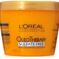 L'Oreal Paris Hair Expertise OleoTherapy Deep Rescue Oil Mask, 8.5 Fluid Ounce