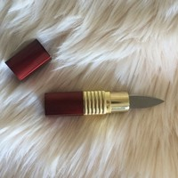Red Lipstick Knife from angelic