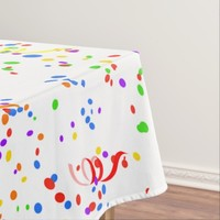 Party Celebrations Tablecloth