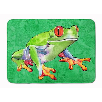 Frog Machine Washable Memory Foam Mat 8688RUG