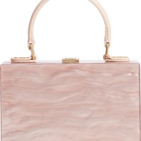 Like Dreams Clara Top Handle Box Clutch | Nordstrom
