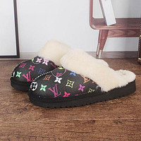 Louis Vuitton LV / UGG Slippers Shoes Boots