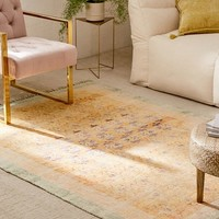 Harlyn Printed Rug | Urban Outfitters