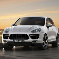 Cayenne Turbo S | The Billionaire Shop