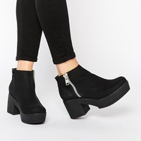 ASOS ROXANNE Chelsea Ankle Boots at asos.com