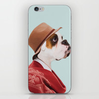 Polaroid N°6 iPhone & iPod Skin by Francesca Miele (Natt)