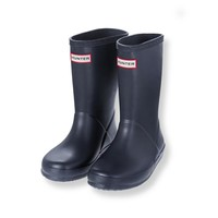 Accessories Navy Hunter™ First Classic Rain Boot by Janie and Jack