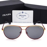 Kalete PRADA Personality Fashion Popular Sun Shades Eyeglasses Glasses Sunglasses H-A50-AJYJGYS""
