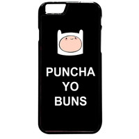 adventure time puncha yo buns For iPhone 6 Plus Case **