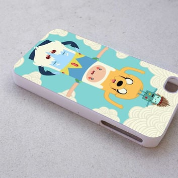 finn and jake adventura time case for iPhone 4/4s/5/5s/5c/6/6+ case,iPod Touch 5th Case,Samsung Galaxy s3/s4/s5/s6Case, Sony Xperia Z3/4 case, LG G2/G3 case, HTC One M7/M8 case