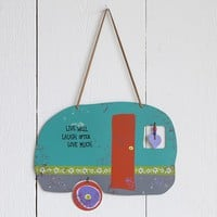 Camper  Metal  Wall  Hanging    From  Natural  Life
