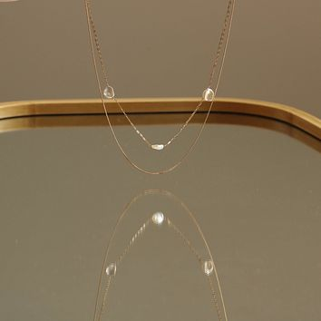 Rylee layered Necklace
