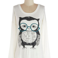 Owl You've Learned Tee