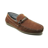 Men's SL-319 Casual Slip On Driving Moccasins Loafer Shoes
