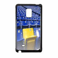 Lively And Attractive Girl Samsung Galaxy Note Edge Case