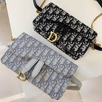 Dior Montaigne Chain bag Belt bag