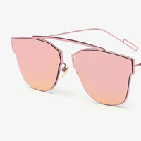 Bambi Sunglasses Pink by Cats got the Cream