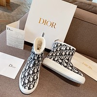 Dior simple and fashionable anti-ski boots