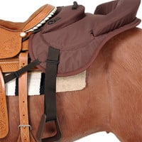 Saddles Tack Horse Supplies - ChickSaddlery.com Tough-1 Ride Behind Saddle Tandem Seat