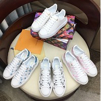 LOUIS VUITON LV 20ss latest sneakers