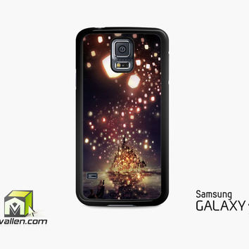 Disney Tangled the lights Samsung Galaxy Case S3, S4, S5 by Avallen