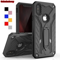 Shockproof Case For iPhone 6 6s 7 8 5 5s SE Plus