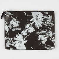 Rvca Shake Down Wallet Black/White One Size For Women 26522612501