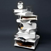 Bookshelf Table » Funny, Bizarre, Amazing Pictures & Videos