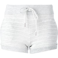 DSQUARED2 striped shorts