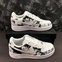 SLAM DUNK x Nike Air Force 1 Low '07 AF1 Customs Fashion Shoes