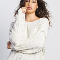 Soft Dreams Sweater Top