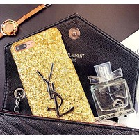 YSL Applies to Apple iphone 6 6s 6plus 6s plus iPhone 7 iPhone 7 plus iPhone 8 iPhone 8 Plus