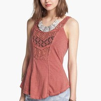 Free People 'Day Tripper' Peplum Tank | Nordstrom