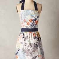 Botanist Knoll Apron by Anthropologie in Multi Size: Apron Aprons
