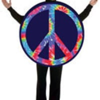 Adults Peace Sign Costume