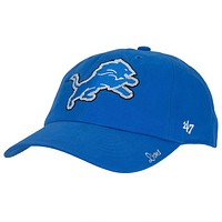 Detroit Lions - Logo Sparkle Juniors Adjustable Cap