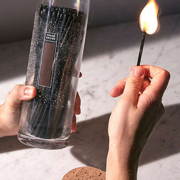 Skeem Design Astronomy Tall Matches Jar   Urban Outfitters