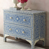 """""""Hilliard"""" Two-Drawer Chest - Horchow"""