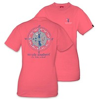 """Simply Southern Unisex """"Live Like A Local"""" Hunting Shirt"""