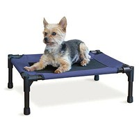 Creative Solutions Elevated Pet Bed Navy
