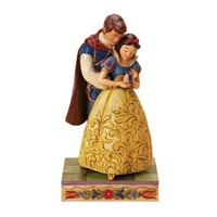 Disney Traditions by Jim Shore 4015341 Snow White and Prince Dancing Figurine 6-Inch