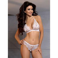 5th Avenue Bra and Tanga Set