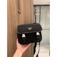 prada women leather shoulder bag satchel tote bag handbag shopping leather tote crossbody satchel shouder bag 56