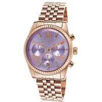 Michael Kors Lexington Women's Chronograph Watch MK6207