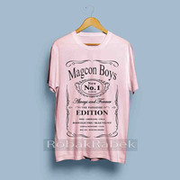 Magcon boys jacks daniels - High Quality Tshirt men,women,unisex adult