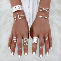 Layla Ring Set