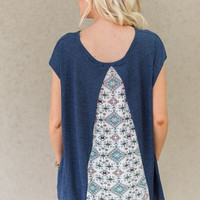 Burst of Swing Thermal Top